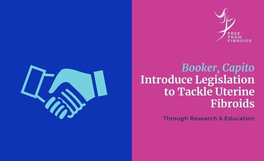 Booker, Capito Introduce Legislation to Tackle Uterine Fibroids through Research, Education